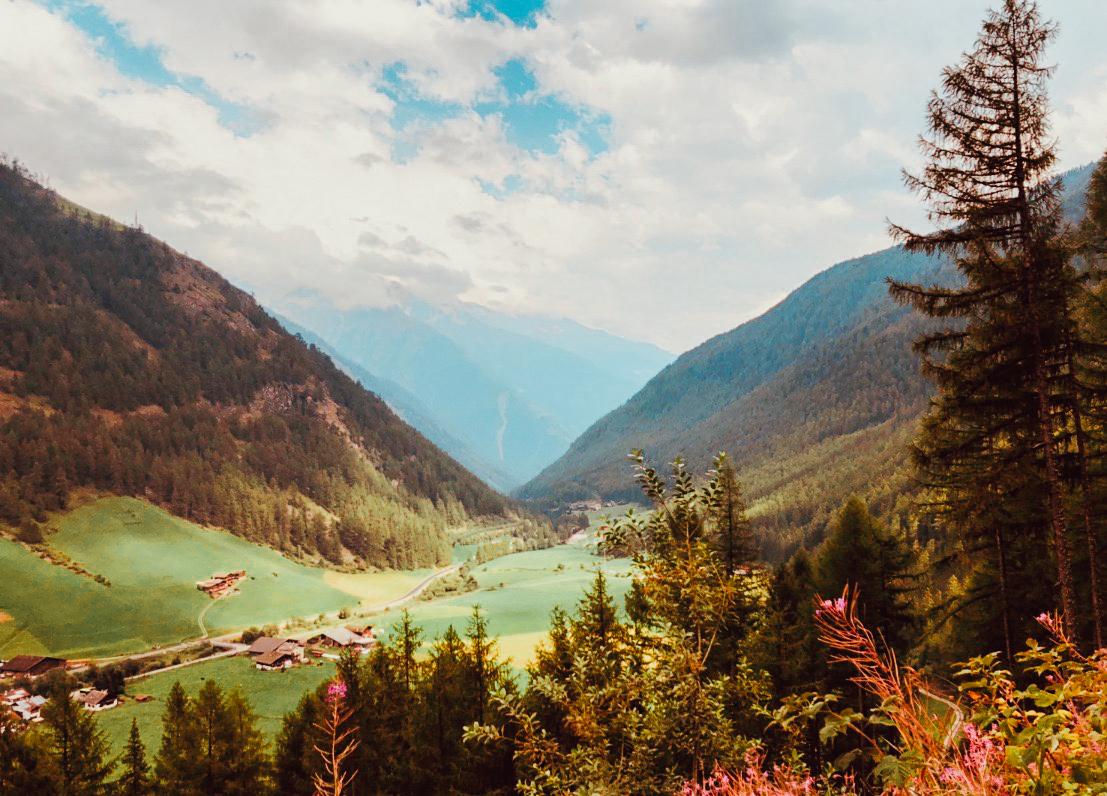 Schnalstal Südtirol
