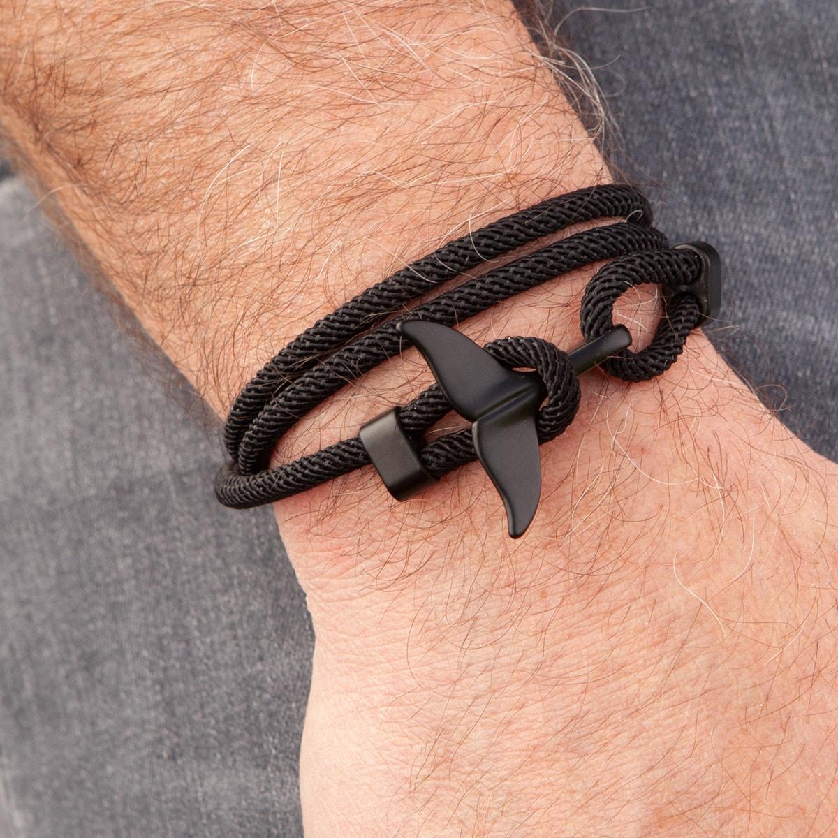 Armband Haifischflosse