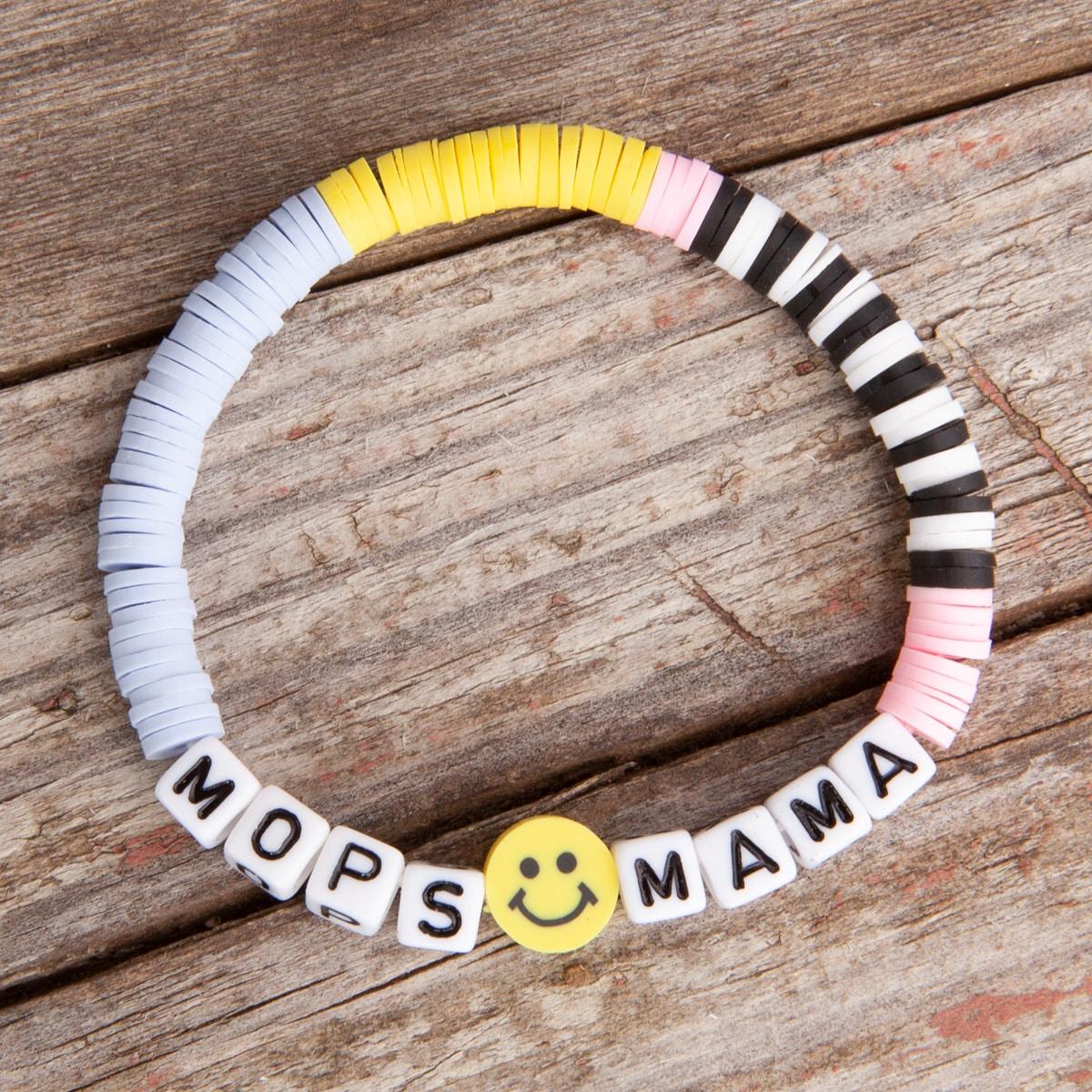 Armband Mops Mama