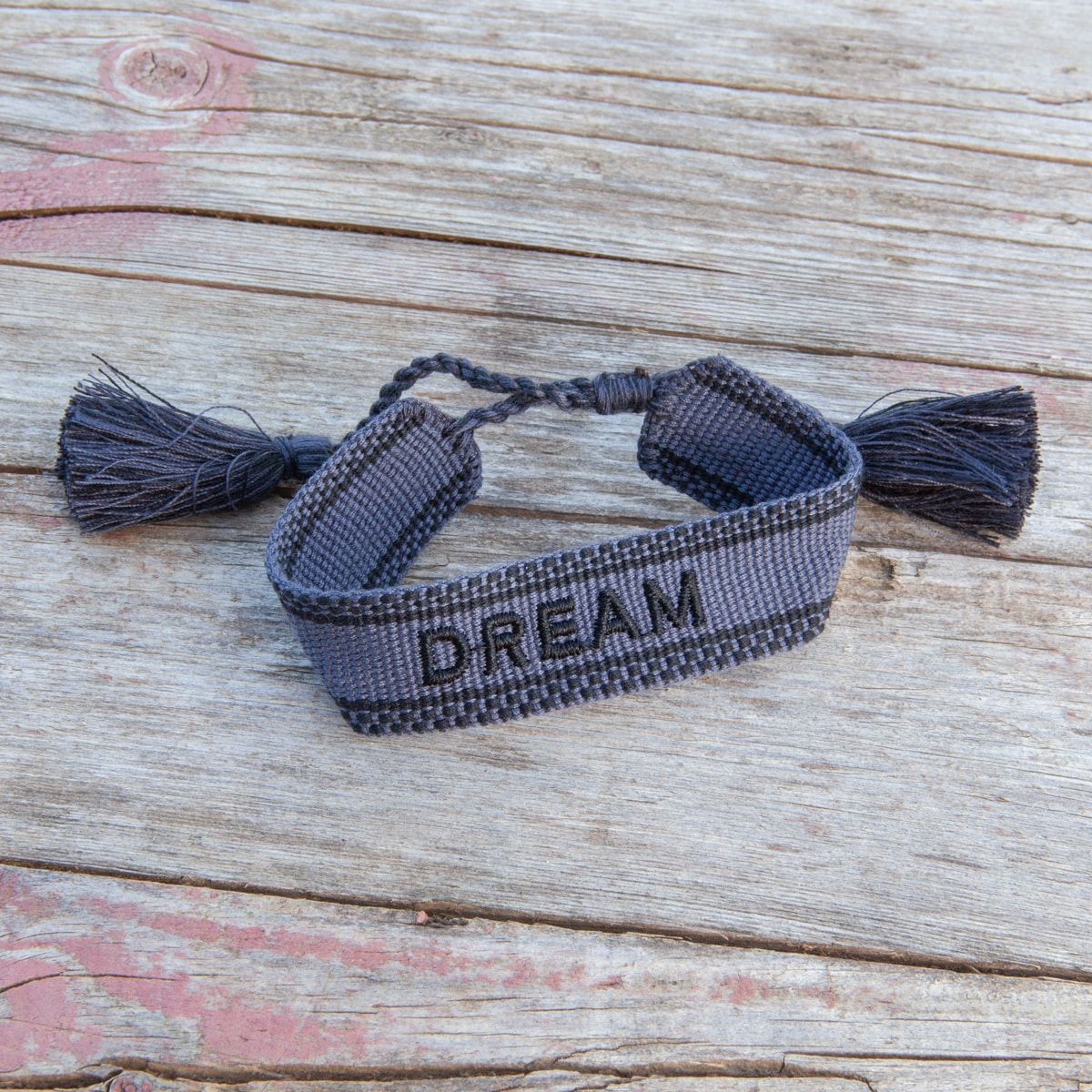 Webarmband Dream