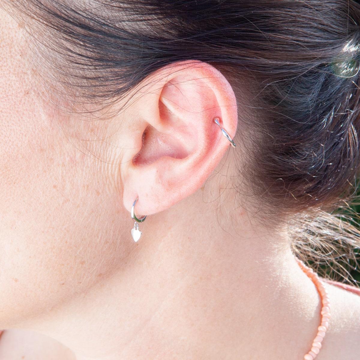 Ohrringe Herz