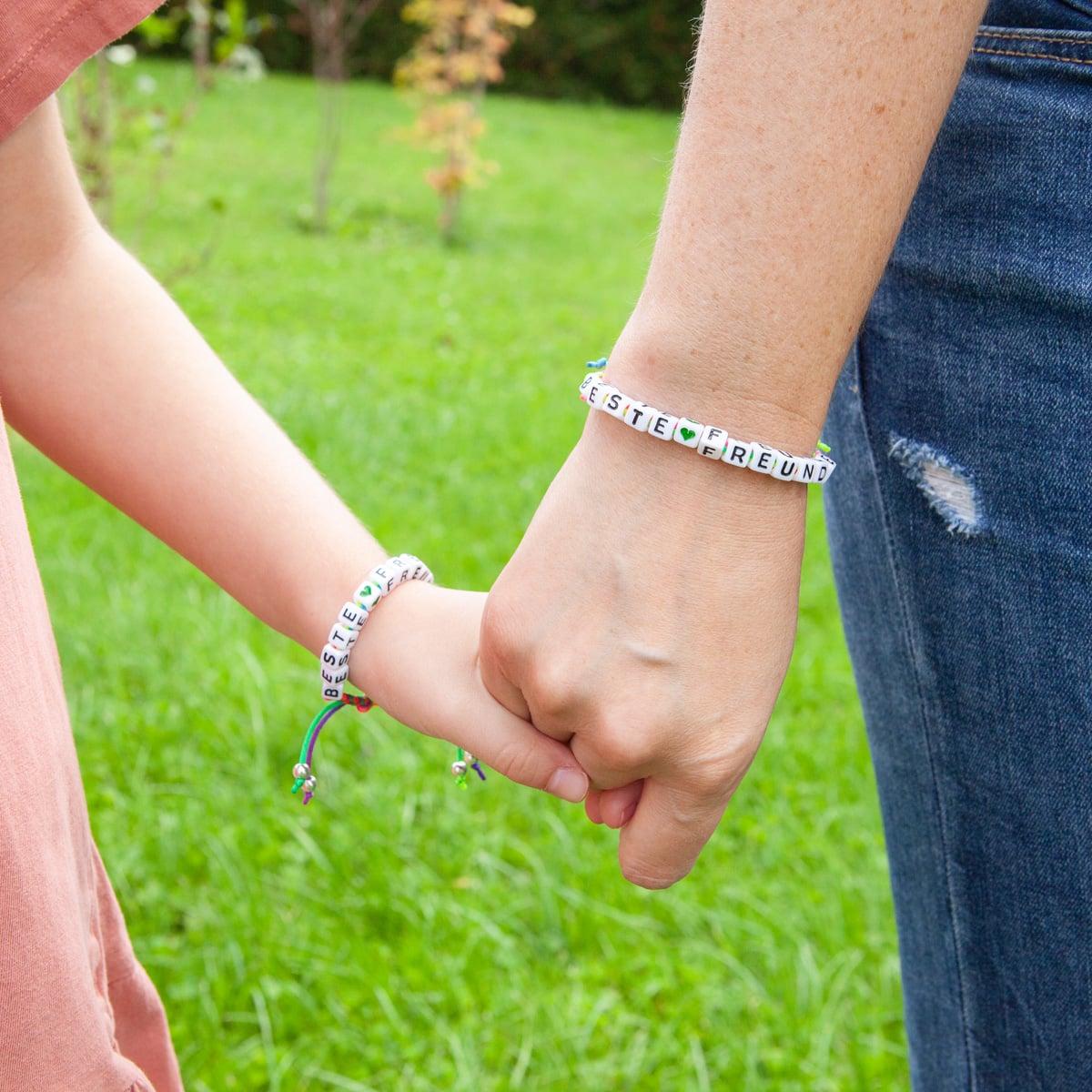 Armband beste freunde