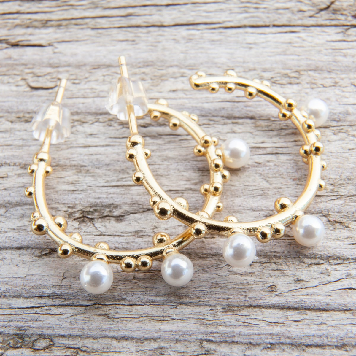 Ohrringe Perlenwunder