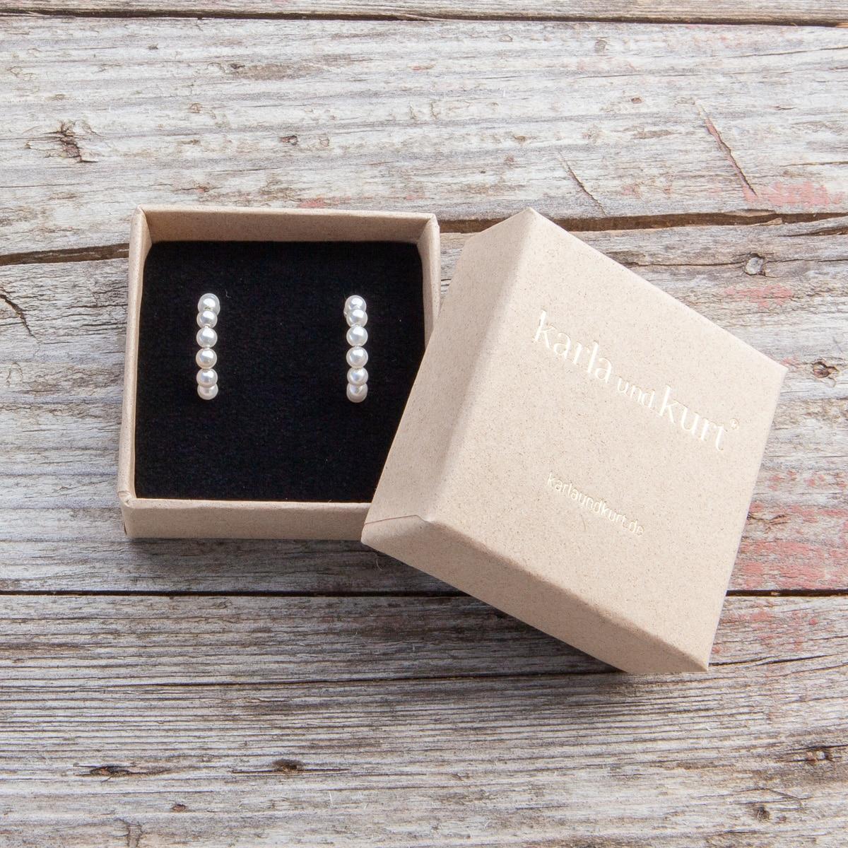 Ohrringe Miniperlen