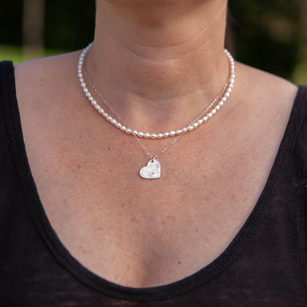 Halskette Herzallerliebst