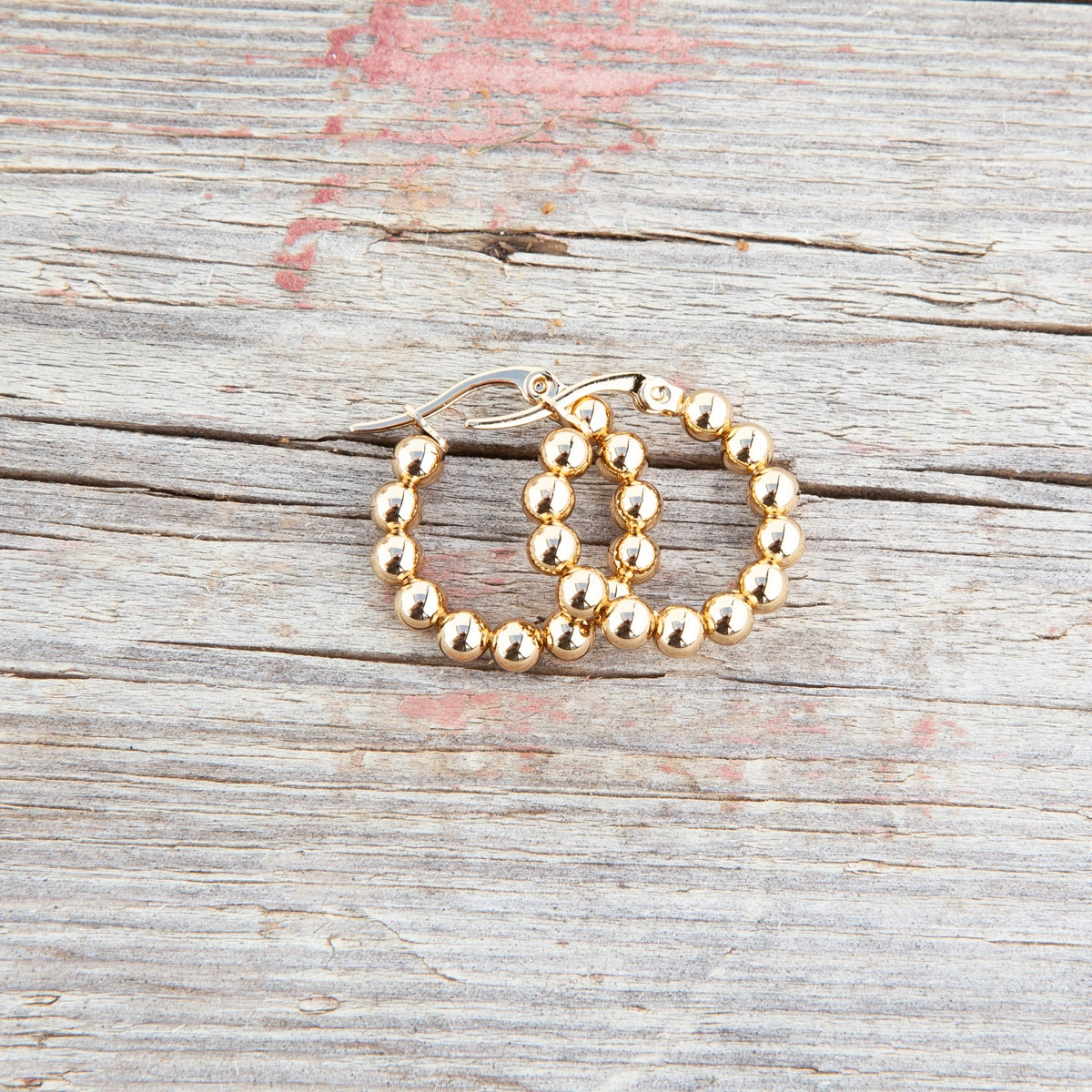 ohrringe big forever summer gold